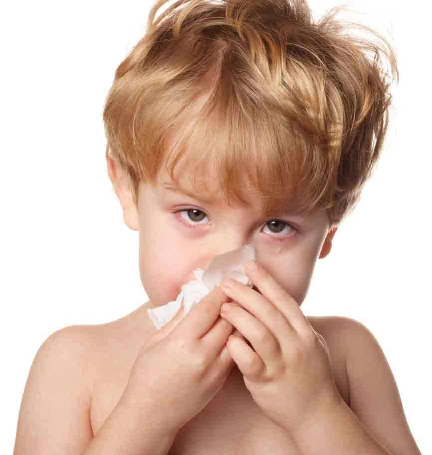 Infections of the upper respiratory tract in a child: prevention and treatment